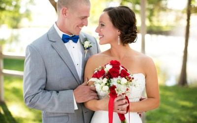 Election-Themed Wedding Style Shoot