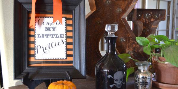 Halloween Details