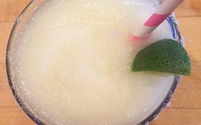 3 Step Margaritas