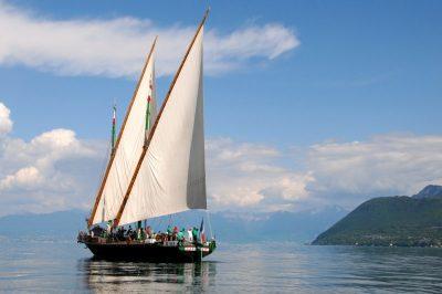 Promenade bateau Lac Léman Saint Gingolph
