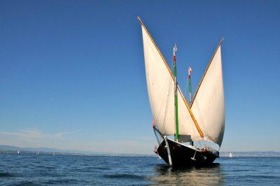 Promenade bateau Lac Léman Sciez