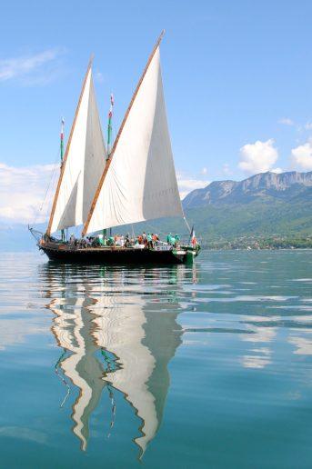 La Savoie et son reflet