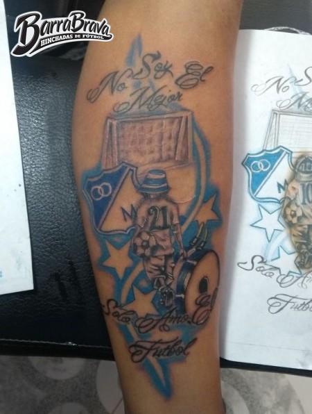 Tattoos Tatuajes Comandos Azules Millonarios
