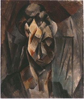 Oleo sobre lienzo (1910)