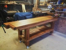 Shop Work Benches Plans