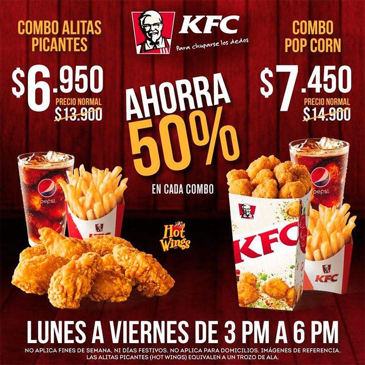 Promociones en KFC en My Deals Today Barranquilla