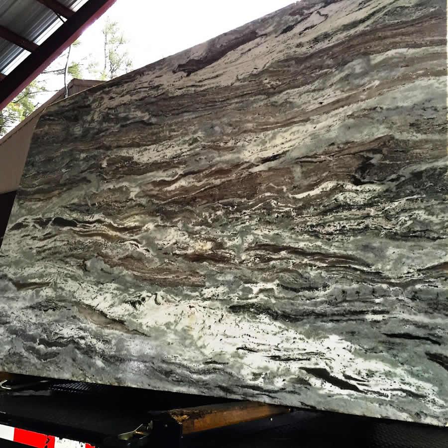 Barra  Trumbore  Brown Fantasy Quartzite
