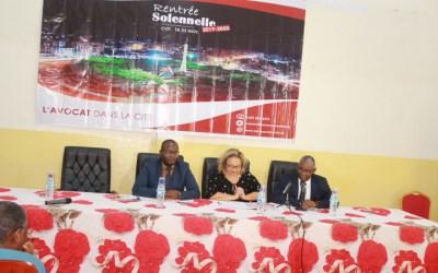 Rentrée Solennelle du Barreau du Bénin: Première Journée Scientifique