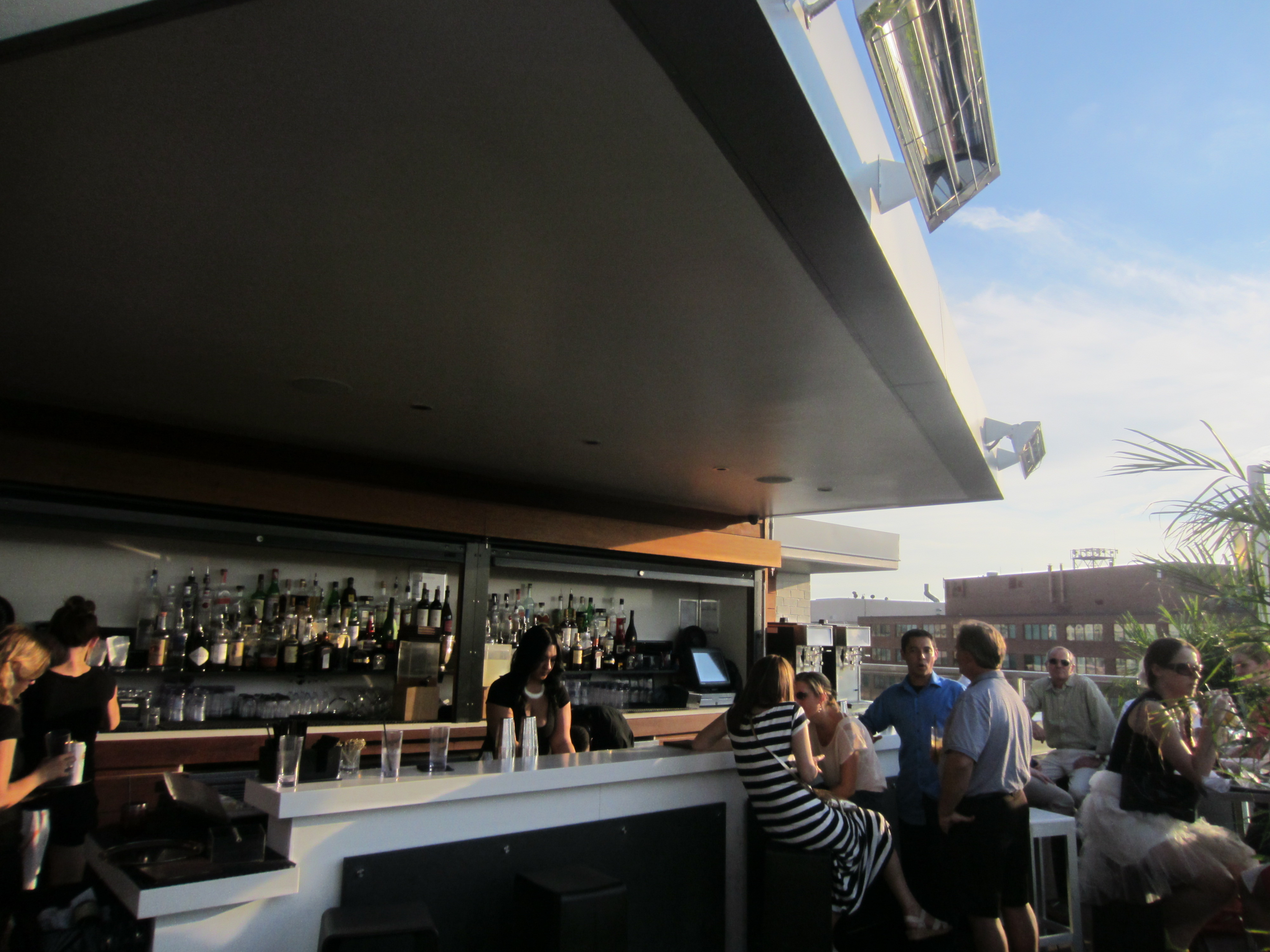 DNV Rooftop Lounge