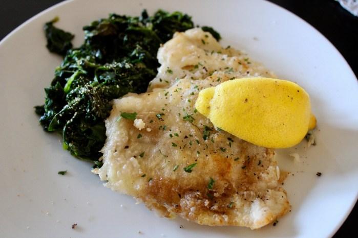 Lemon Baked Haddock