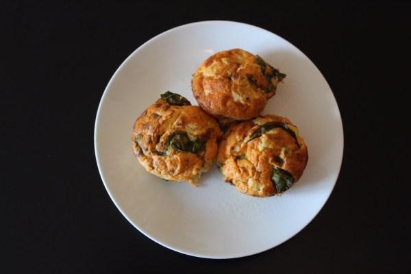 Buffalo Egg Muffin