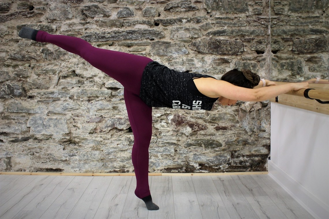 Barre - avoid going through the motions