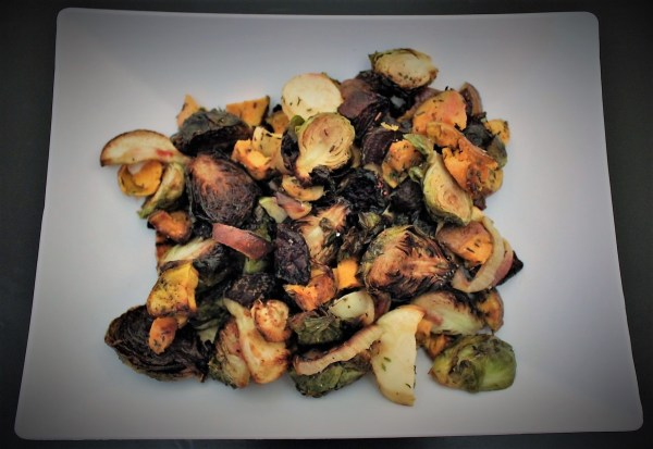 Gratitude and Roasted Fall Vegetables