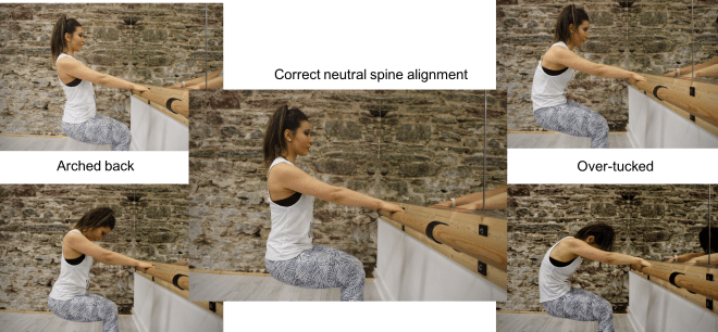 best way to perfect your posture is with barre