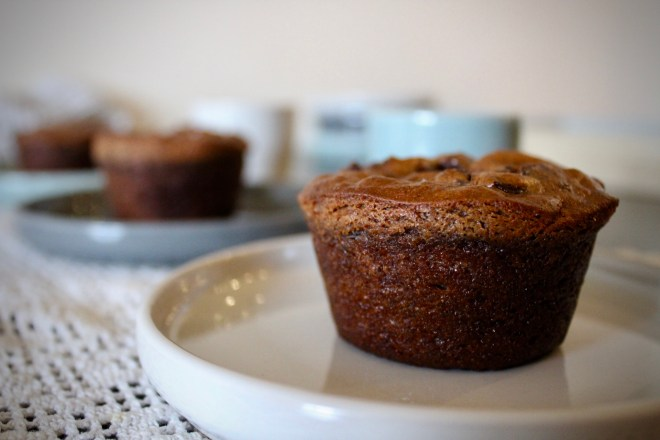 Choosing the Bigger Life - Paleo Almond Butter Blender Muffins