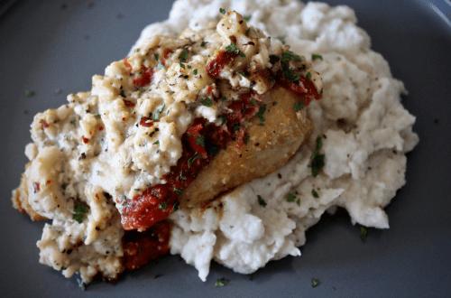 Effort - Whole30 Chicken Parmesan