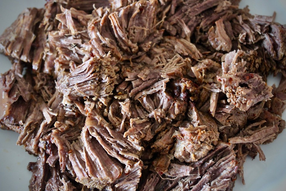 Summer Bucket List - Whole30 Slow Cooker Chipotle Beef