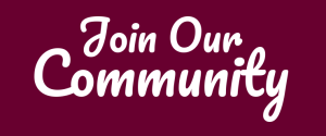 Join Our Community, email, barrel-aged sauce