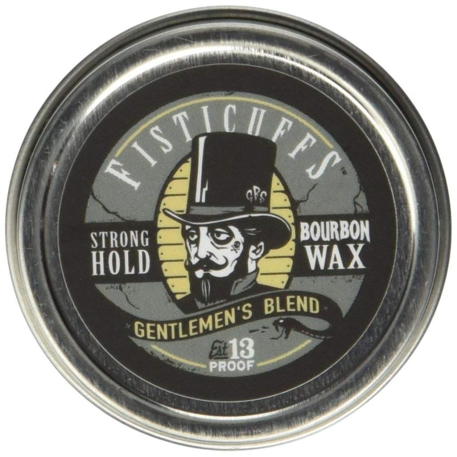 bourbon mustache wax, barrel aged creations, bourbon inspired gifts for him
