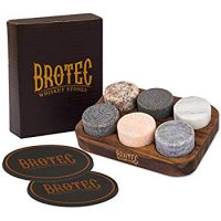 bourbon sipping rocks, barrel aged creations, bourbon inspired gifts for him