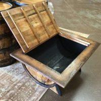 Bourbon Barrel Furniture  BarrelHeadsKY
