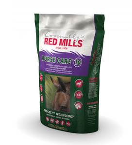 Bag of Horse care 10 horse feed