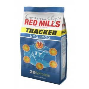 Bag of Redmills Tracker dog food