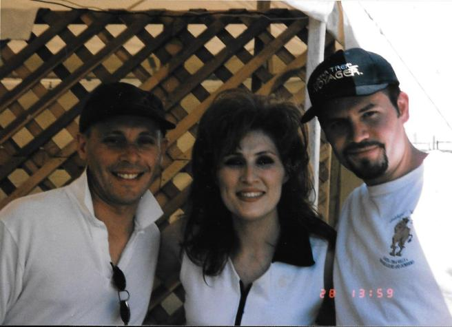 Bill, Jo Dee Messina and Me