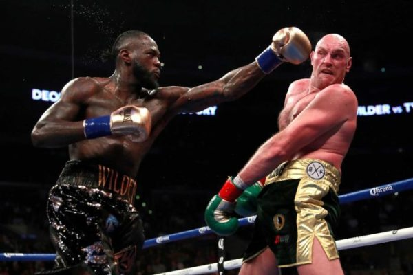 Tyson Fury-Deontay Wilder III Pushed Back To Fall 2020