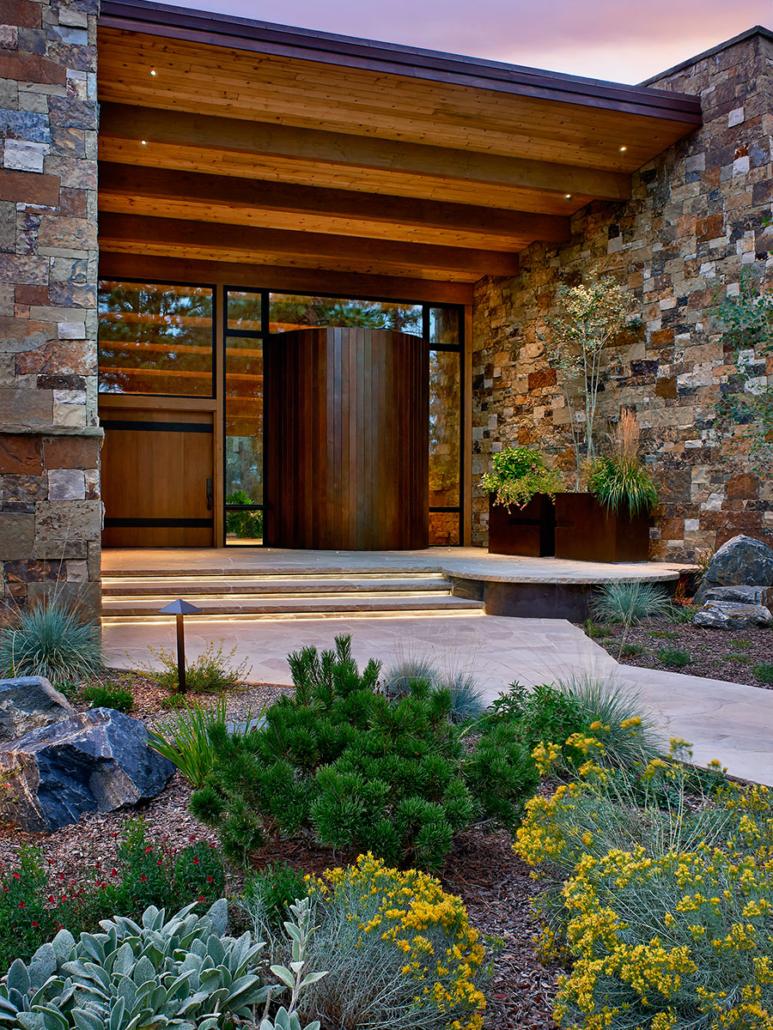 Stoneview Home Barrett Studio Architects
