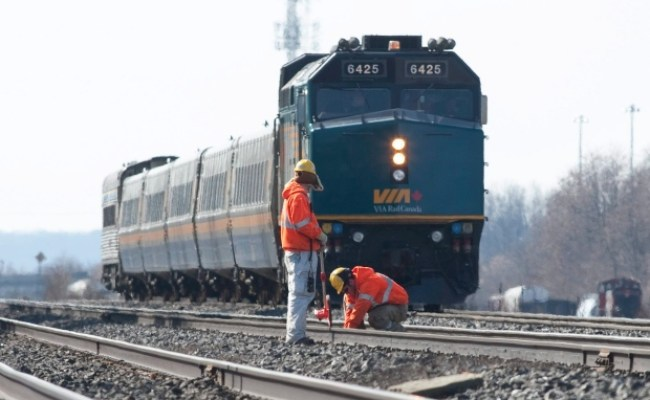 Via Rail Cancellation Drags On Ctv Barrie News