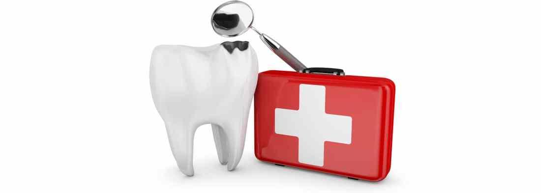 dentist emergency visit