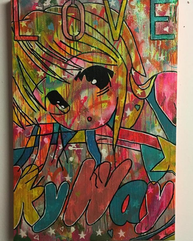 """Little fluffy clouds"" by Barrie J Davies 2016"