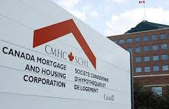 Mortgages insured by CMHC