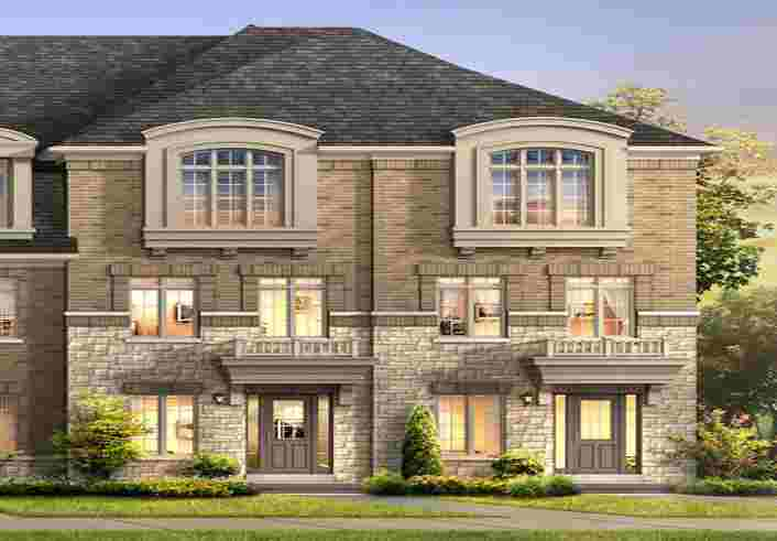 Townhouses Richmond Hill