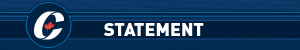"Conservatives Logo with the Title ""Statement"""