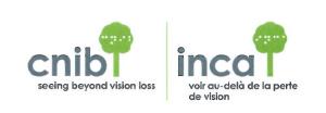 CNIB INCA
