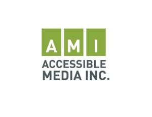 Accessible Media Inc Logo
