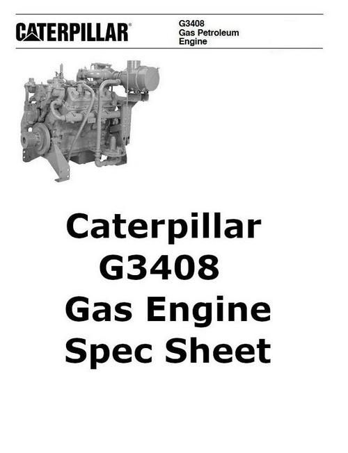Bestseller: Cat 3412 Engine Manual