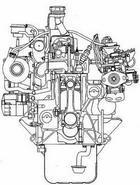 Mitsubishi 4D56 diesel engine specs, bolt torques, manuals