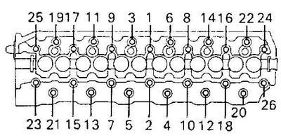 Yanmar 6LP PDF engine manuals, specs, bolt torques
