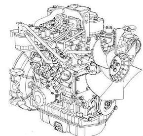 Yanmar TNV PDF engine manuals, specs, bolt torques