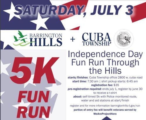 Fun Run Hills
