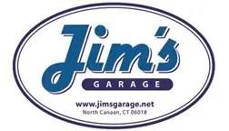 Jim's Garage logo