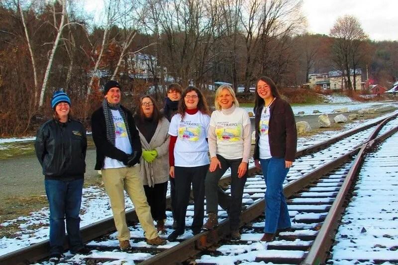 the train campaign aims