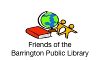 Friends of the Barrington Public Library logo
