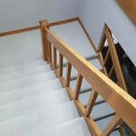 Custom stair design with natural look