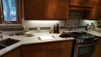 Kitchen cabinet remodeling