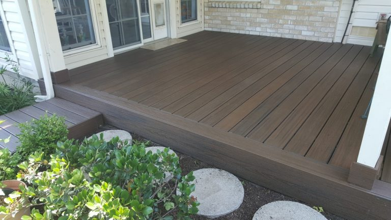 Deck Construction Fort Worth TX
