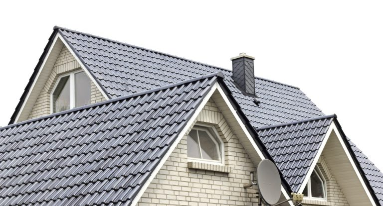 Clay tile roofing in Keller durable material.